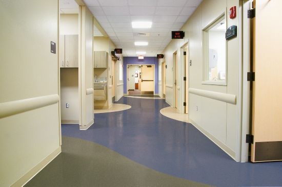 I Set Installation System Commercial Flooring Home Interior Design Hospital Design