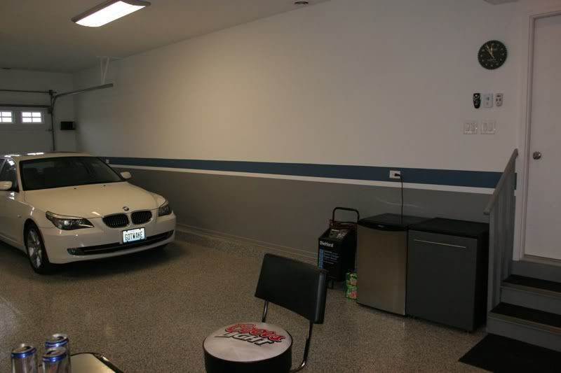 Single Car Garage Organization Ideas
