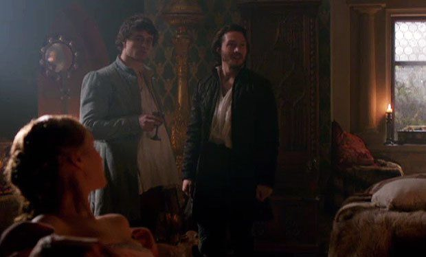 The White Queen Episode 7 Sneak Peeks George Makes A Play For The