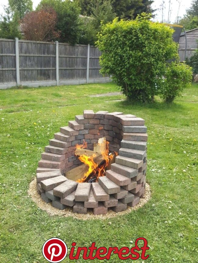47 Best Fire Pit Ideas To Diy Or Buy 3 Backyard Landscaping