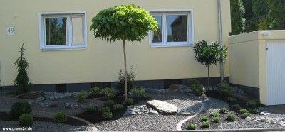 bild vorgarten gestalten tipps und beispiele garten pflanzen news beispiel mit kleinen. Black Bedroom Furniture Sets. Home Design Ideas