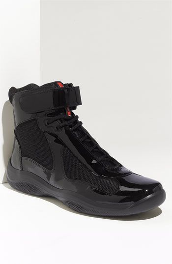 c6317dbd2125 Prada  America s Cup  High Top Sneaker (Men) available at  Nordstrom ...