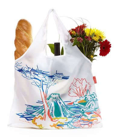 Another great find on #zulily! Eruption Market Tote by Designers Japan #zulilyfinds