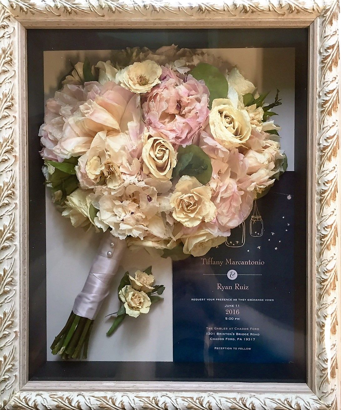 Preserve your wedding bouquet with leigh florist preserve your wedding bouquet with leigh florist bouquetpreservation junglespirit Image collections