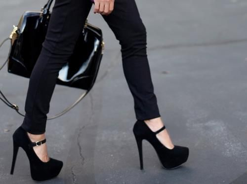 skinny jeans and heels | tumblr skinny jeans and heels - Google Search · Steve  MaddenStreet ...