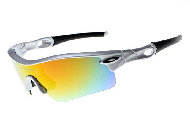 Oakley Sunglasses White Frame