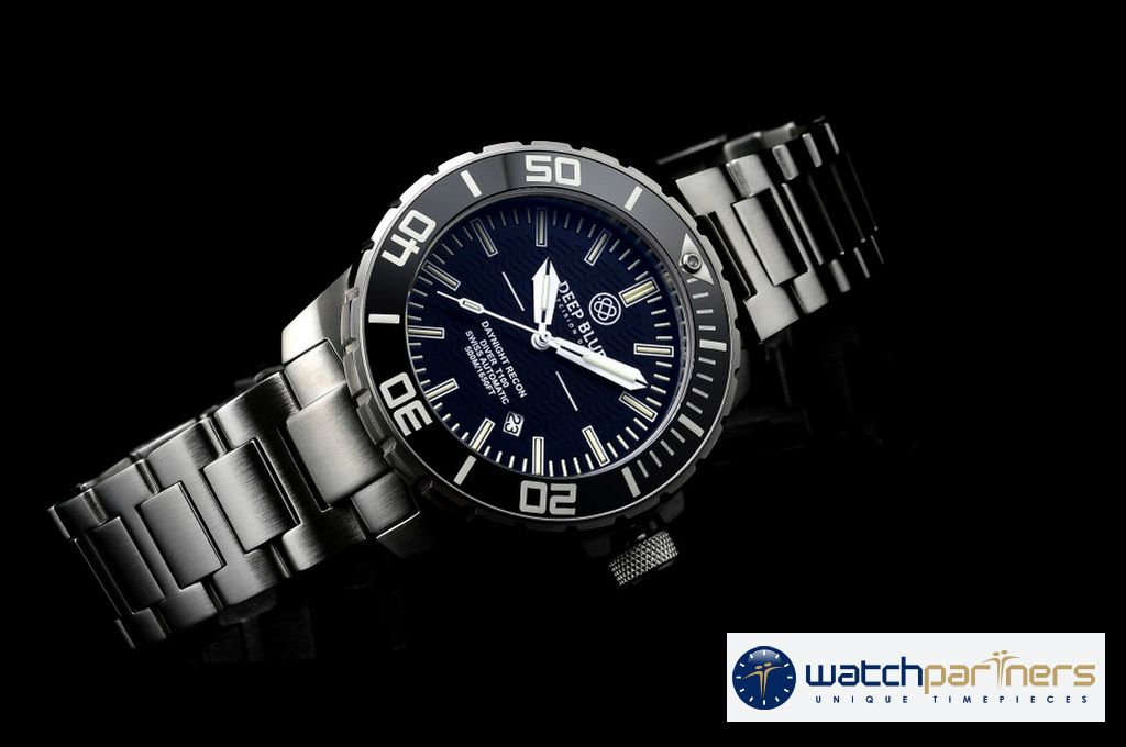 Buy Deep Blue Watches At Very Good Prices We Are The