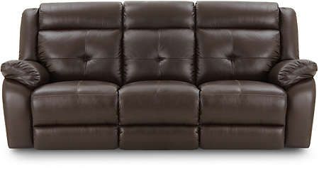 Remarkable Torino Brown Power Reclining Leather Sofa Living Room Uwap Interior Chair Design Uwaporg