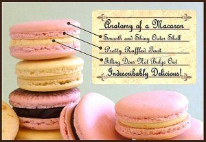 French Macaron Cookies | CraftyBaking | Formerly Baking911