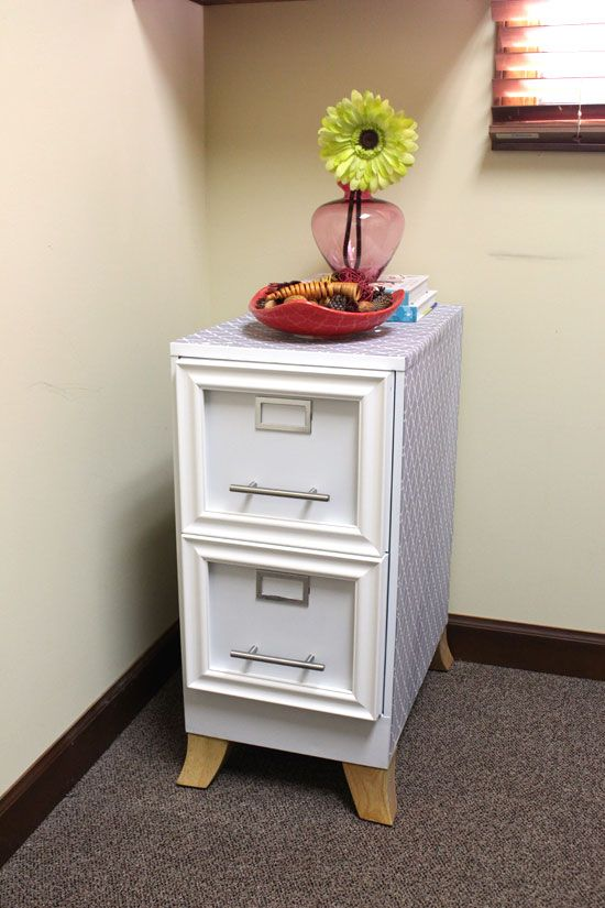 As Seen On Tv File Cabinet Makeover Filing Cabinet Metal