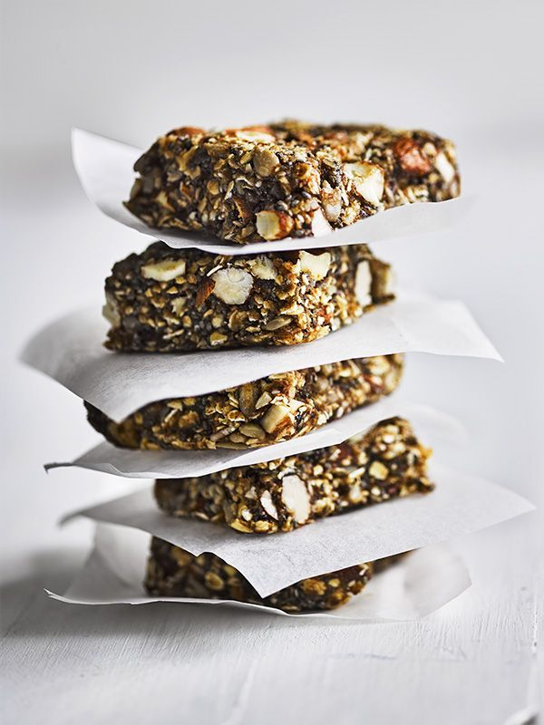 No bake breakfast bars plus how to video breakfast bars nut foods forumfinder Image collections