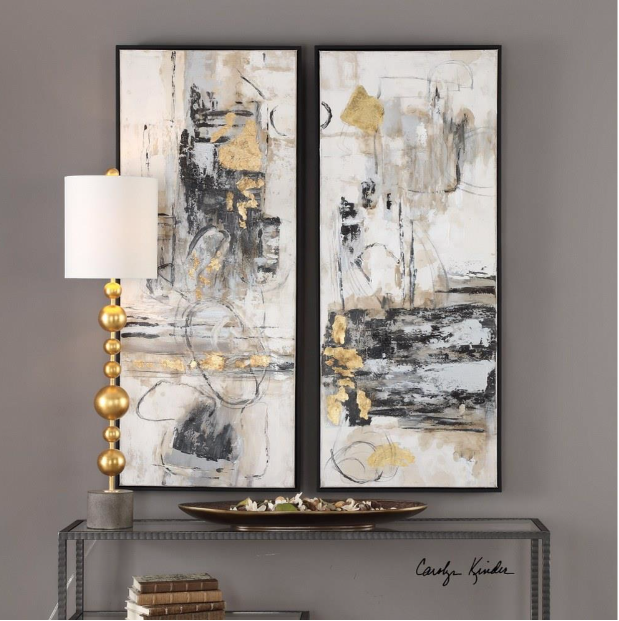Uttermost 51302 Life Scenes 51 Abstract Wall Art Set Of 2 Abstract Art Painting Diy Abstract Art Painting Abstract Wall Art