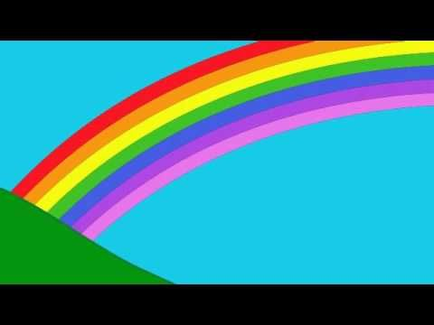 Top 10 Rainbow Preschool Songs With Images Color Songs