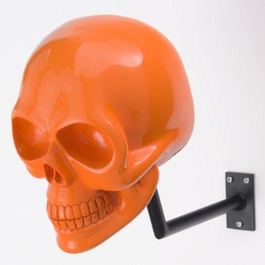 répliques expédition gratuite plutôt sympa Amazon.fr : H-SKULL Support pour casque tête de mort. (ANTIK ...