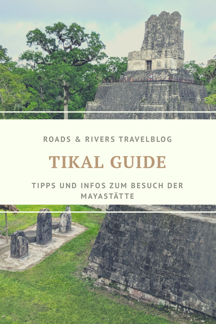 Tikal Mayastatte In Guatemala Tikal Ist Eine Der Bedeutendsten Maya Statten Im Nordlichen Guatemala Und Wurde Von Den May Reise Inspiration Reiseziele Reisen