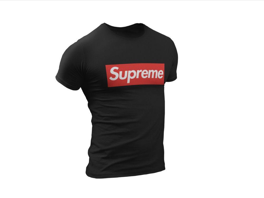 c55aaa72a4eb Supreme T Shirt High Quality - Supreme box logo Black T-shirt All Size  S-3XL  SupremeShirt  Supremetshirt