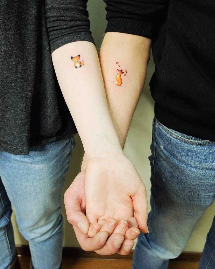 50 Schone Grafik Tattoo Designs Von Vitaly Kazantsev In 2020 Fox Tattoo Small Fox Tattoo Fox Tattoo Design