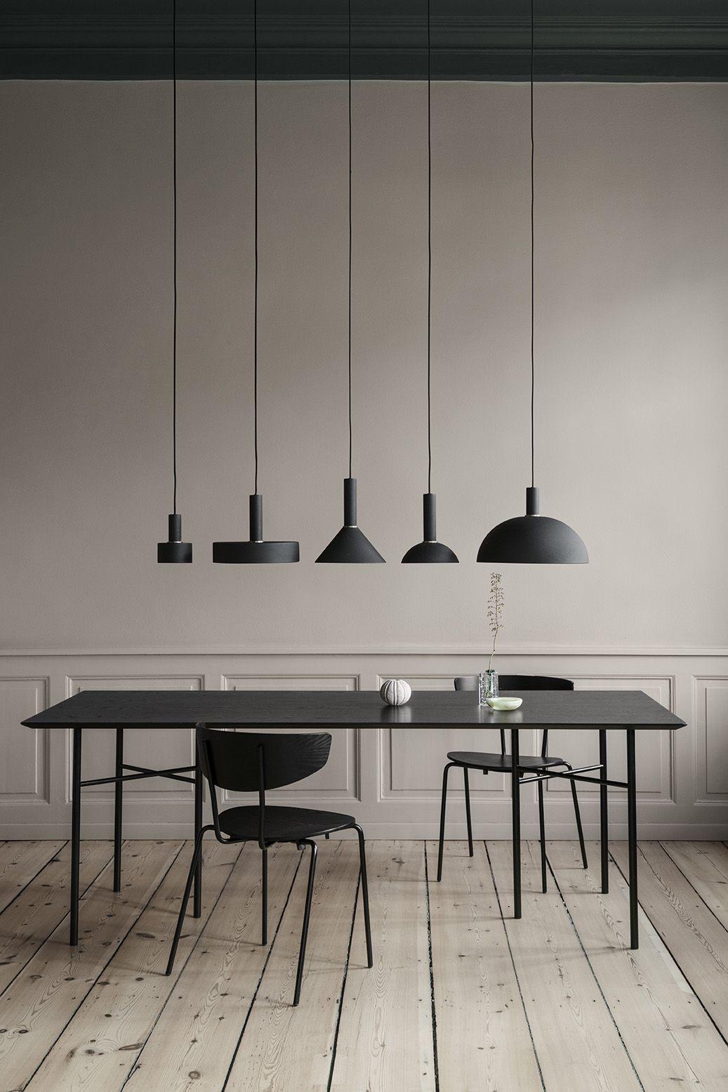 lampenvilefalt von ferm living k che esszimmer hygge hyggelig einrichten und wohnen. Black Bedroom Furniture Sets. Home Design Ideas