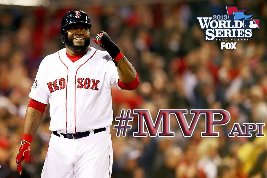 "Absolutely.  This is your ""beeeeeeeep"" MVP Title.  @2013ws."