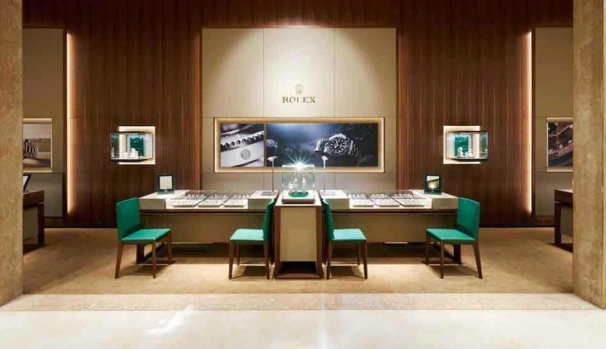 3d2f9da97bd Dubai is now home to the biggest  Rolex boutique in the world ...