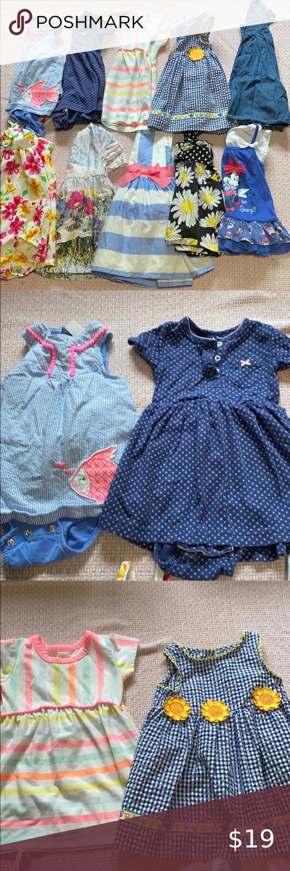 12 Month Dress Lot 12 Month Dress Dresses Kids Dresses [ 1740 x 580 Pixel ]