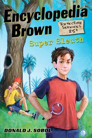 Encyclopedia brown books reading level