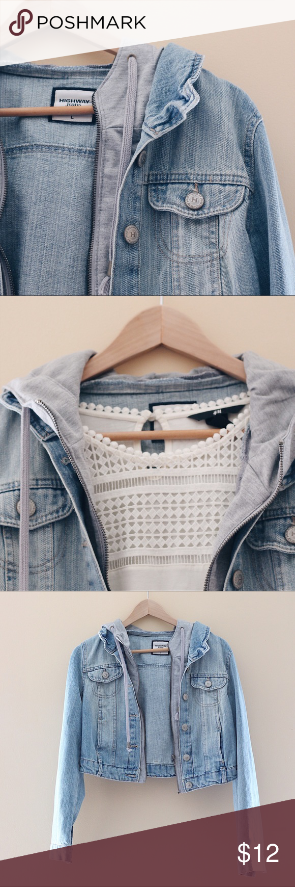 Delia S Cropper Hoodie And Jean Jacket Combo Jackets Hoodie Material Jean Jacket [ 1740 x 580 Pixel ]