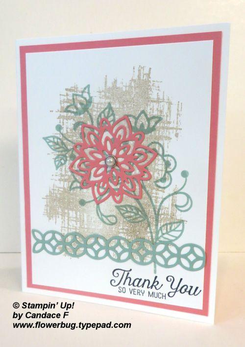 Pretty Flourishing Phrases swap card (Flowerbug's Inkspot)