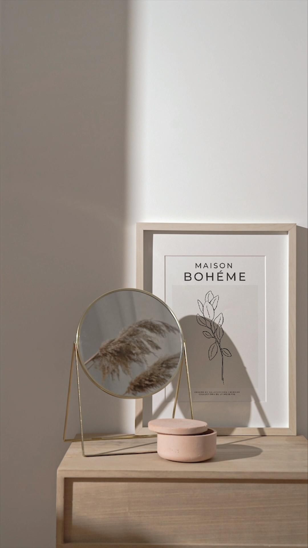 Botanical Exhibition Poster