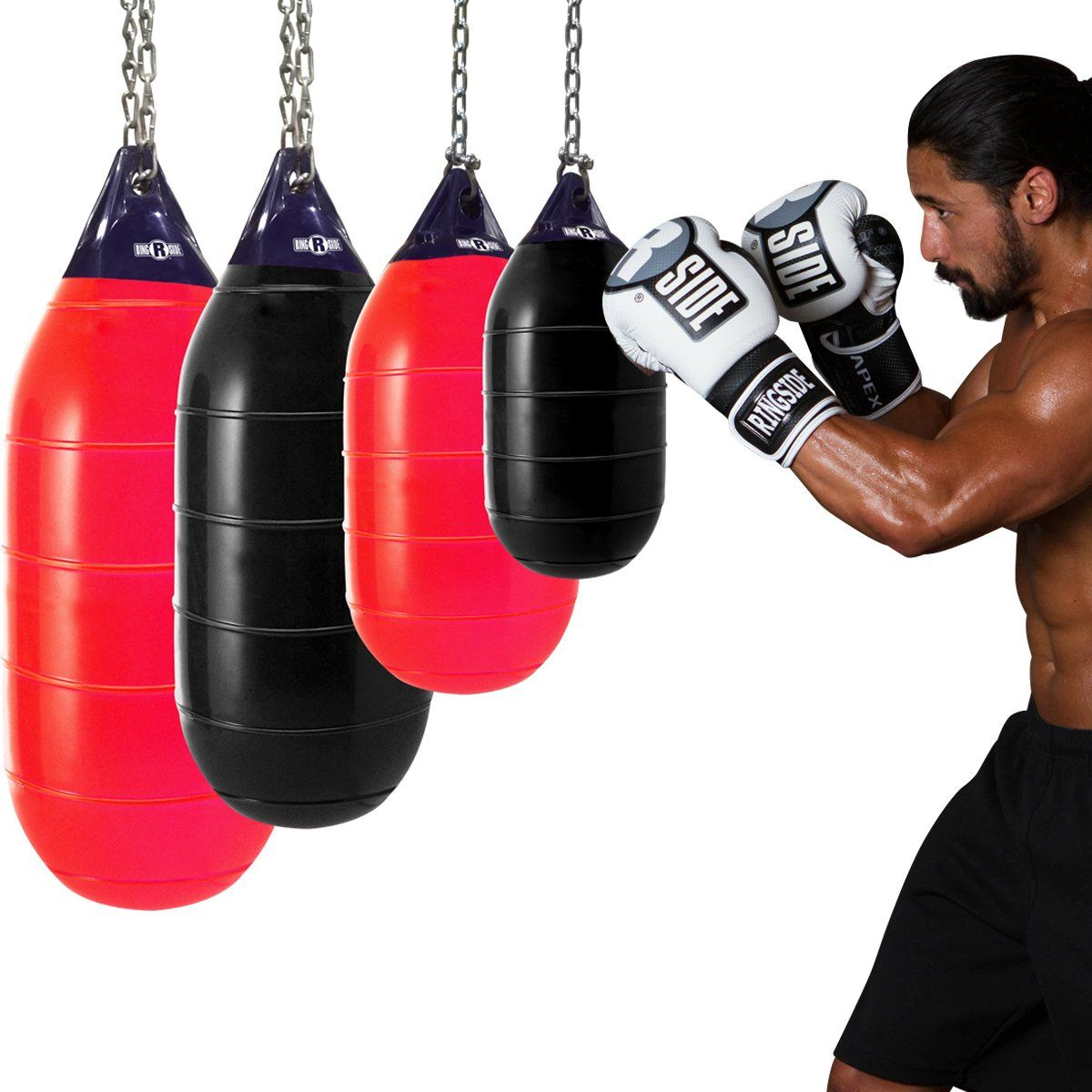 Hydroblast Water Heavy Bags Red 153 lb *** Click picture for even more details. (This is an affiliate link). #boxing | Water heavy bag. Heavy bags ...
