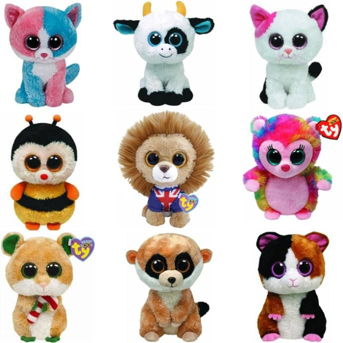 BEANIE /& KEY CLIP MINT TAG *IN HAND* BEANIE BOOS-NEW TY PIPPIE DOG SET OF 2