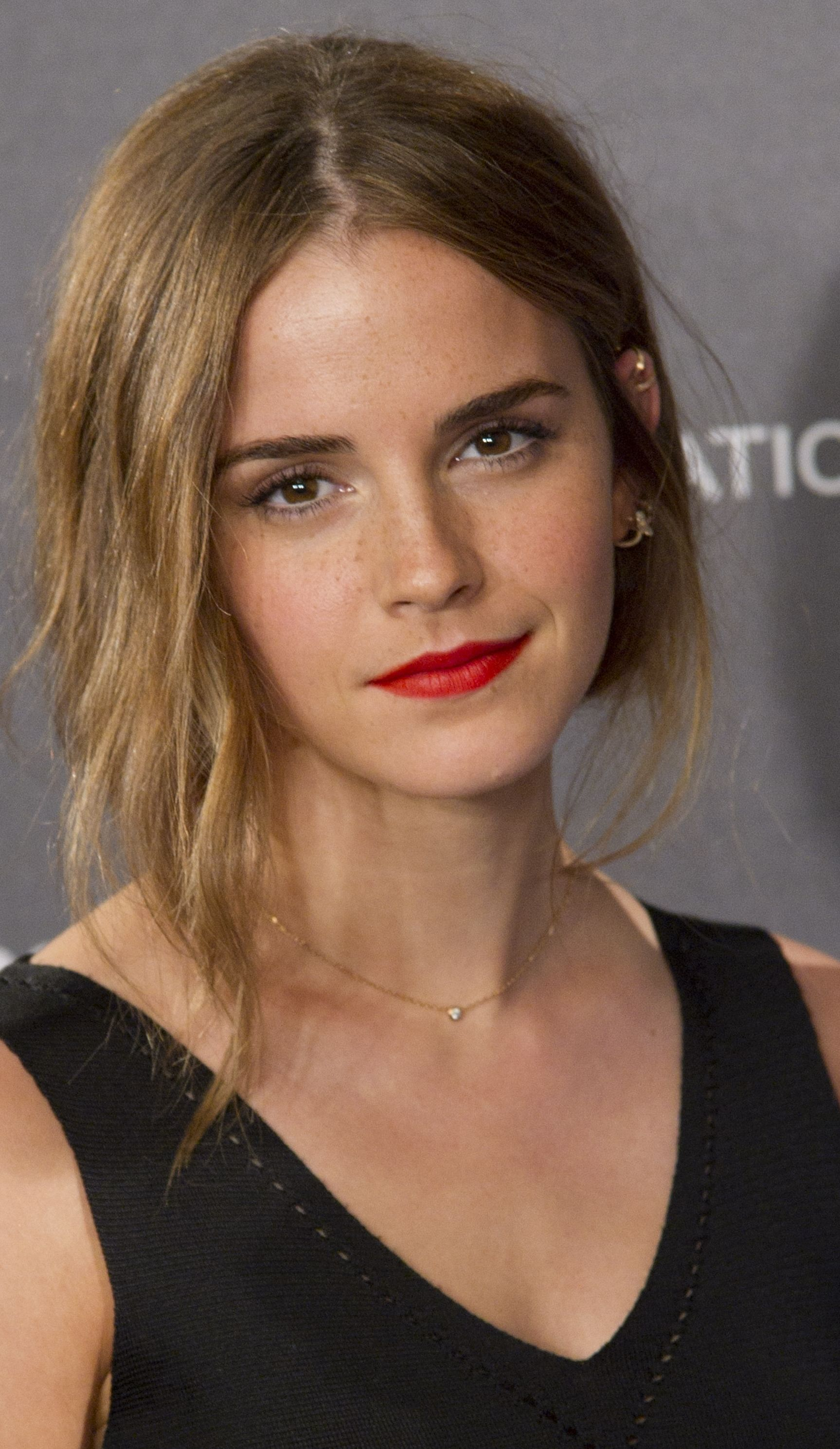 Watch Emma Watson In A Trailer For Colonia Emma Watson Makeup