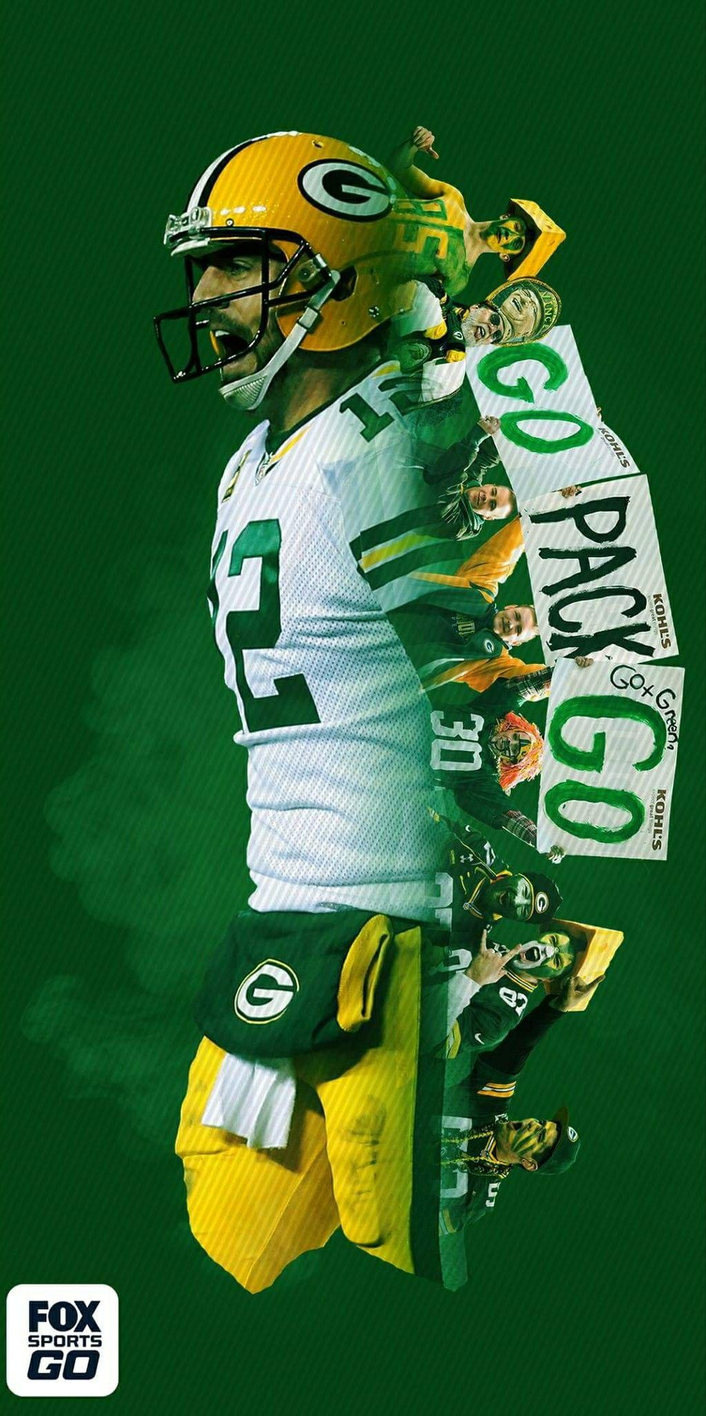 Aaron Rodgers Wallpaper Leader Of The Pack Green Bay Packers Wallpaper Green Bay Packers Nfl Football Wallpaper