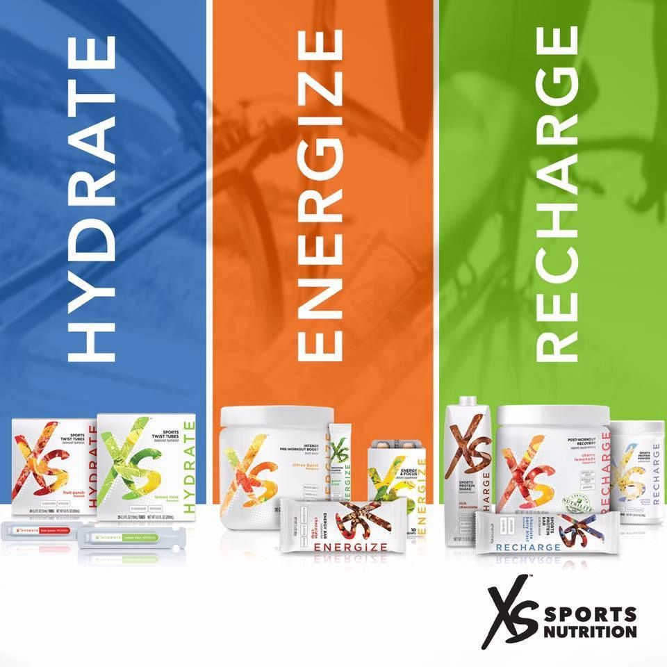 XS Sports Nutrition launching Spring 2016! products to