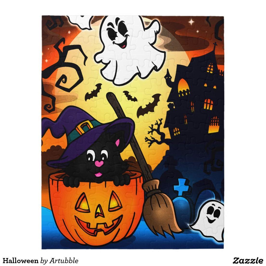 Halloween halloween jigsaw puzzles halloween puzzles