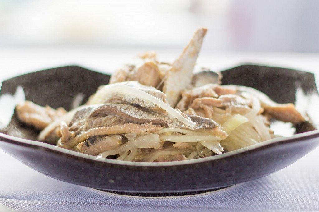 Boquerones - Spanish Fish