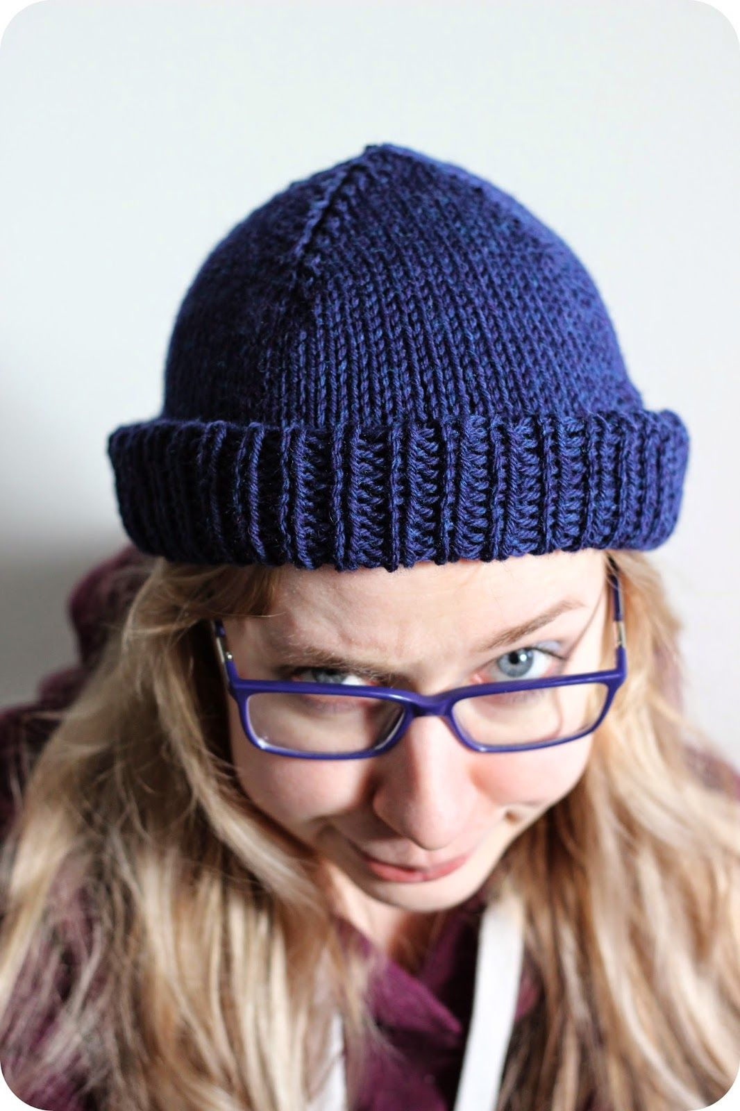 Thrifter beanie by Woolly Wormhead