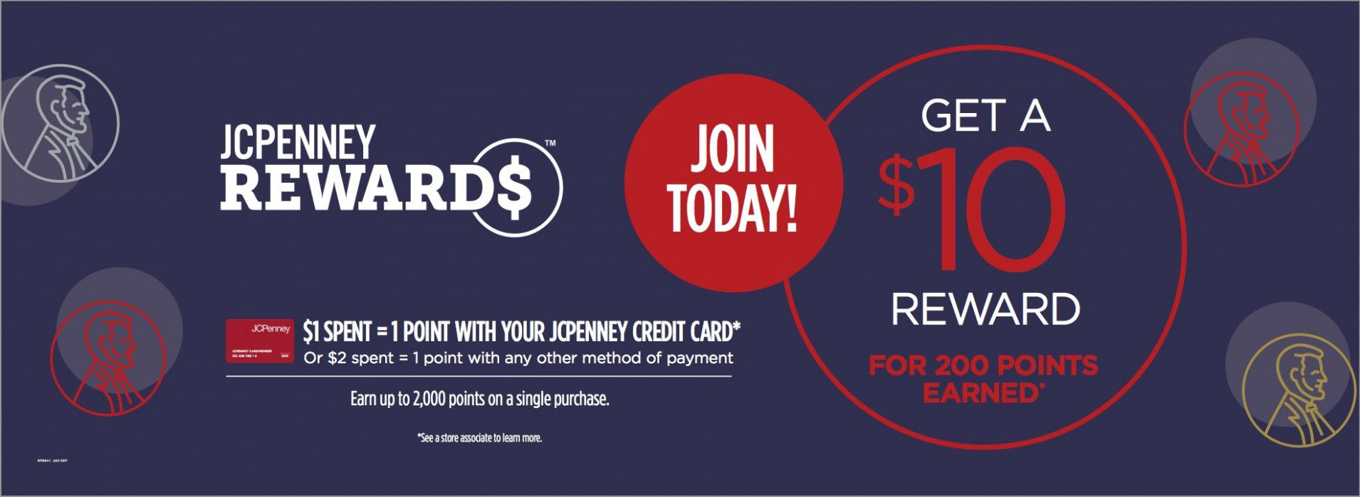6 Best Jcpenney Credit Card Birthday Gift di 6