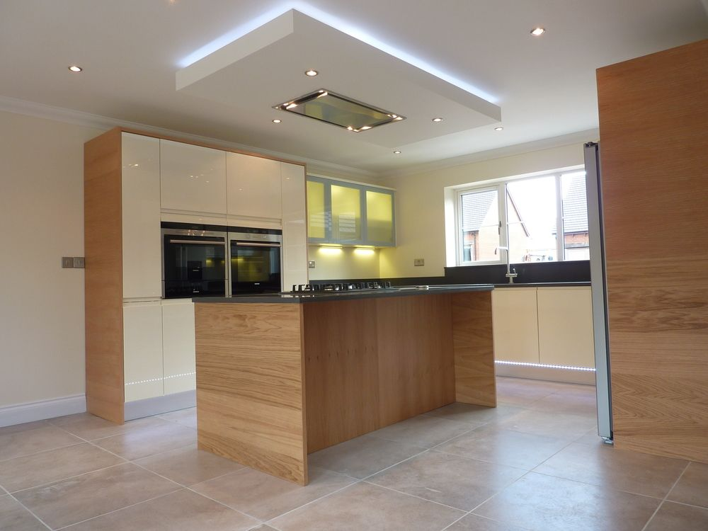 Drop ceiling integrated extractor google search kitchen designs pinterest dropped Fall ceiling design for kitchen