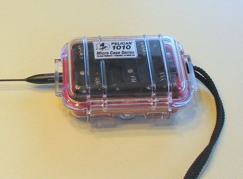 APRS Transmitter with Integrated GPS | Weather Balloons in Space