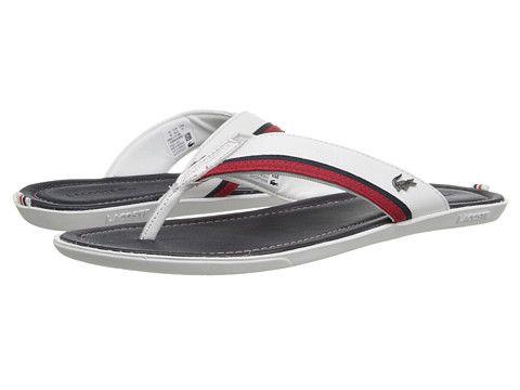 4e868c7bfa2f Lacoste Carros 2. Lacoste Carros 2 Flip Flop Sandals ...