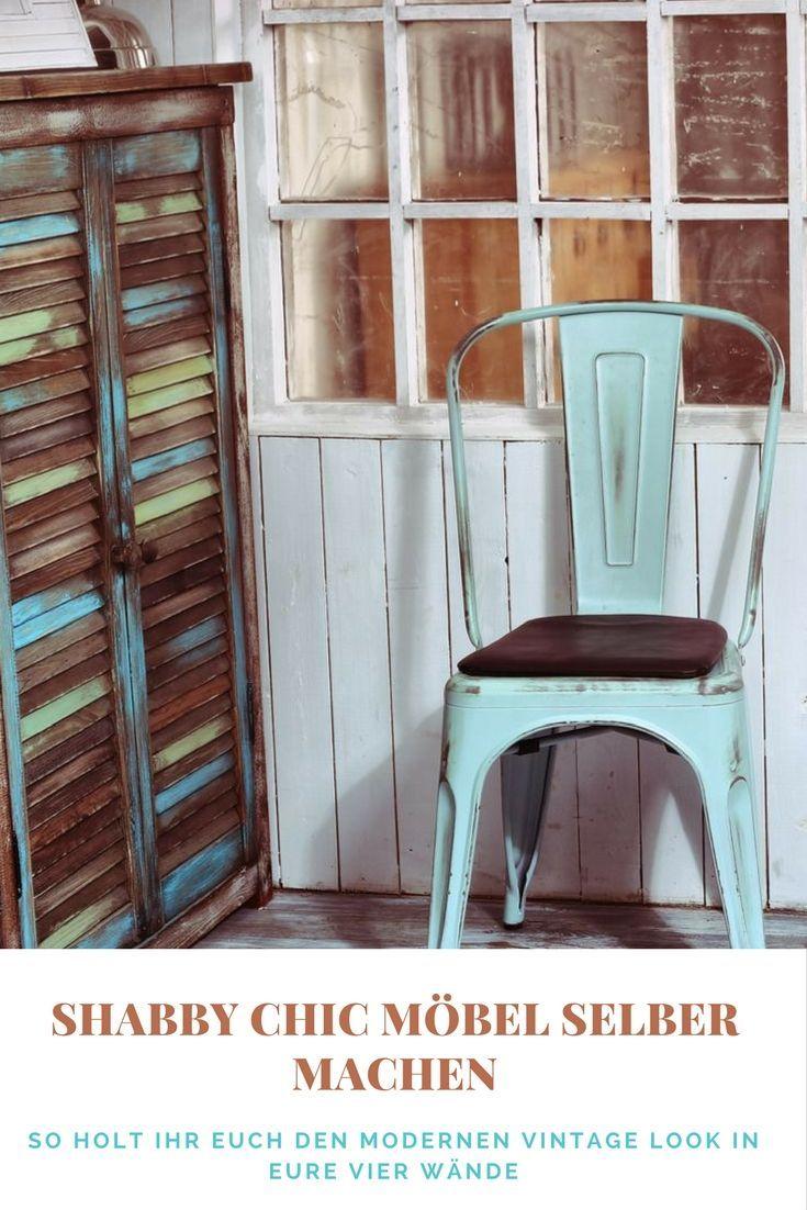 shabby chic möbel selber machen – so gehts! | interior inspiration