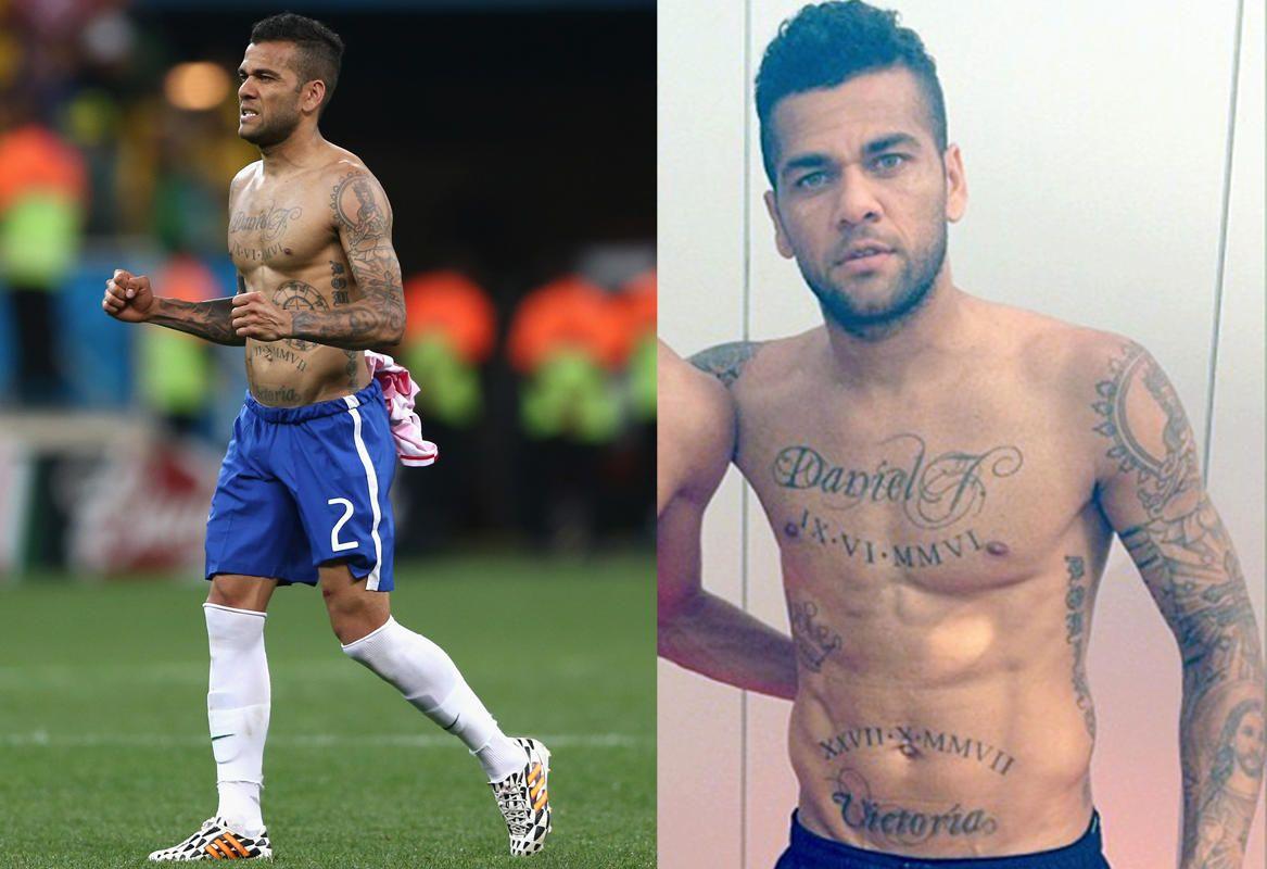 Dani Alves | FC Barcelona♥ | Pinterest | Sergio ramos ...
