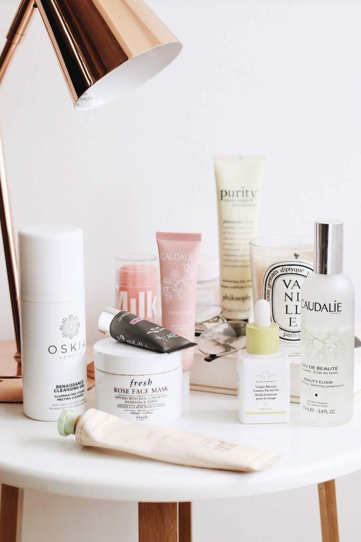 Summer Skincare Routine #skincareroutine