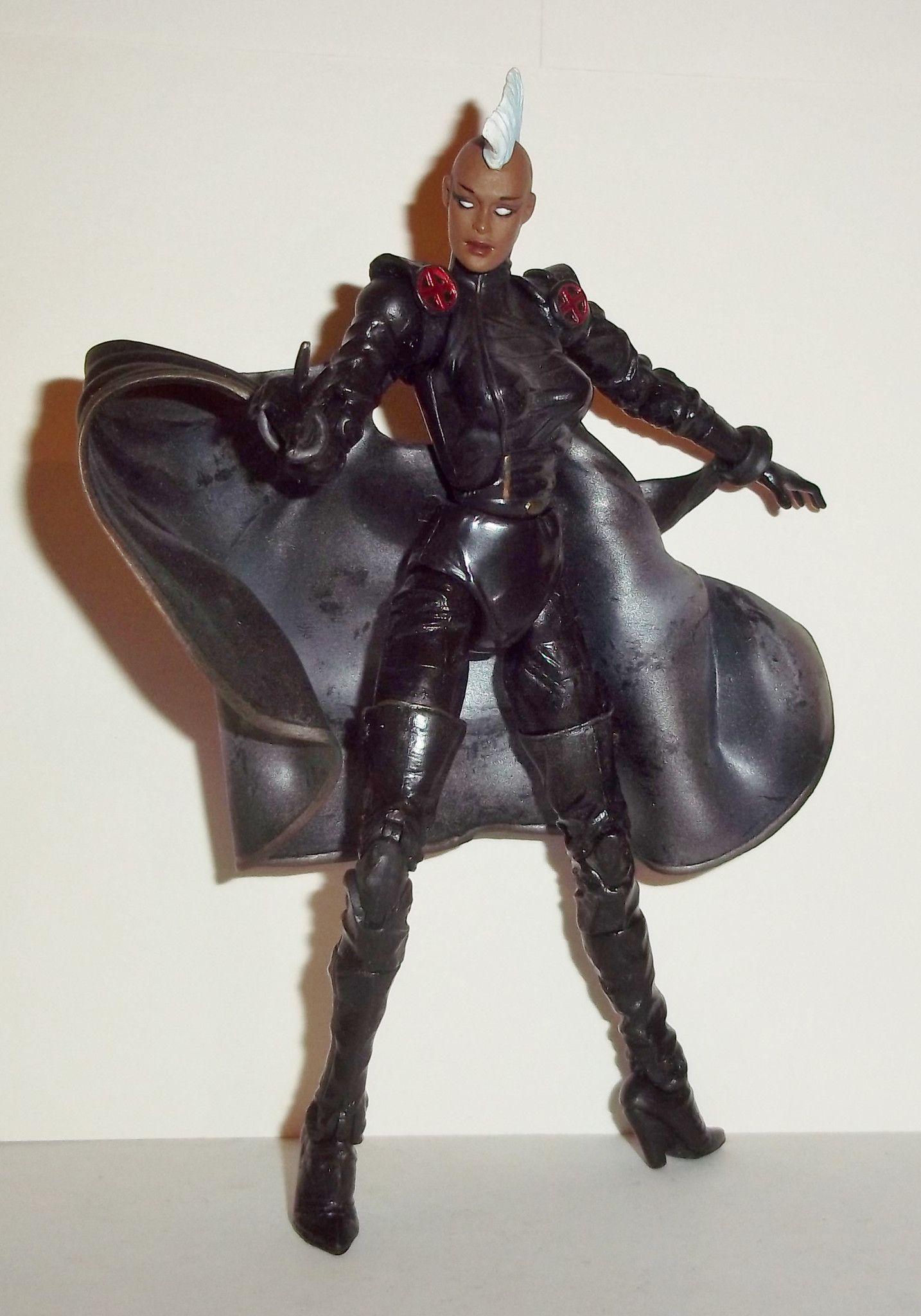 Marvel Legends STORM X Men Series VIII 8 Mohawk Variant Toy Biz Fig Action Figure For Sale To Buy