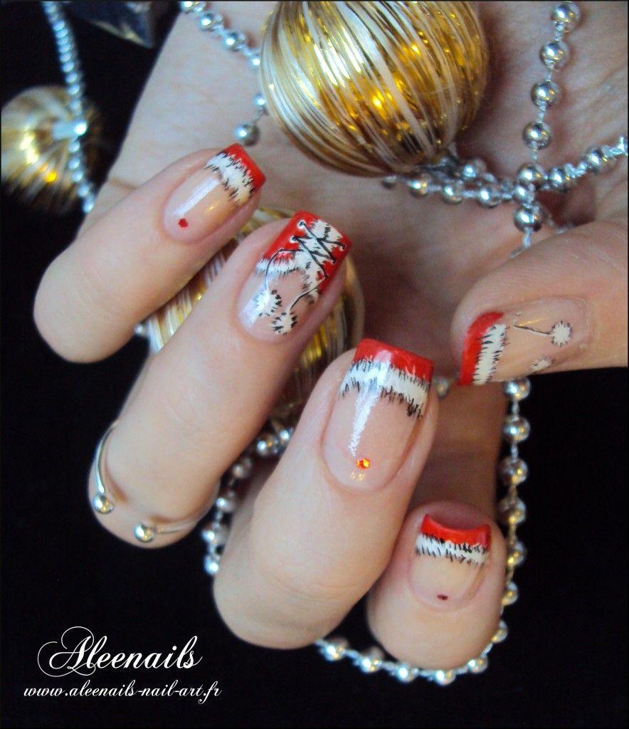 http://aleenails-nail-art.fr/corset-de-la-mere-noel/   Beauty ...
