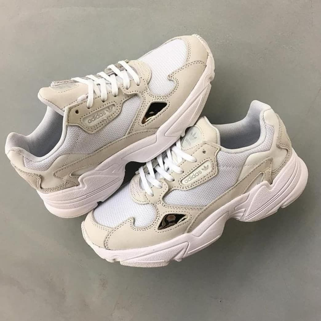 Adidas Falcon Wit Dames in 2020 | Sneakers, Shoes sneakers ...