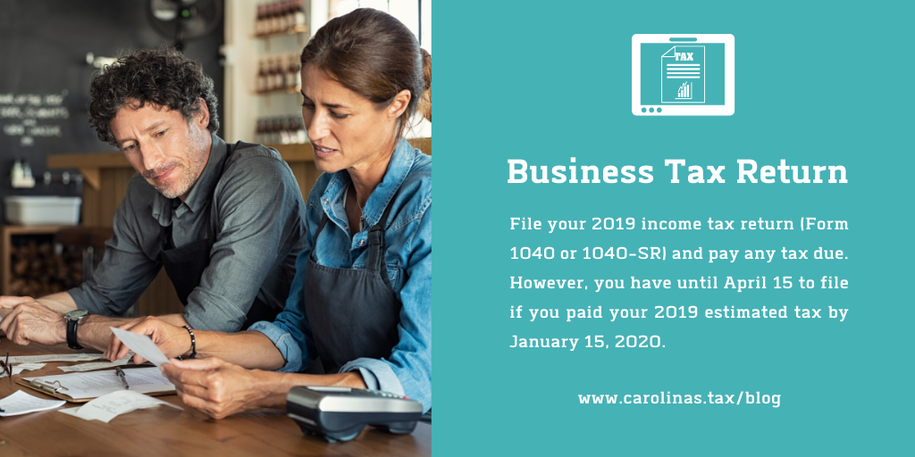 March 2020 Business Due Dates in 2020 Business tax