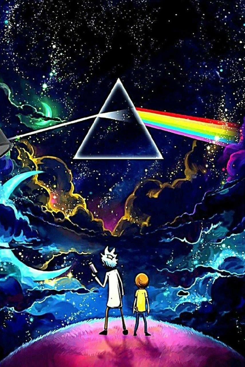 Pin by Rohan rocky on h in 2020 Trippy wallpaper