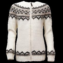 23497665b0bc Brynja Icelandic Wool Sweater Full Zip
